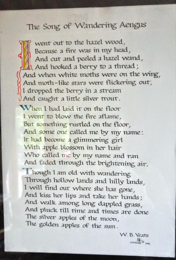 Yeats_gedicht